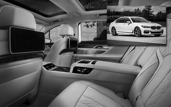 BMW NEW GENERATION 750i