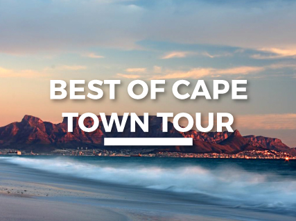 best of cape town tour, Tours