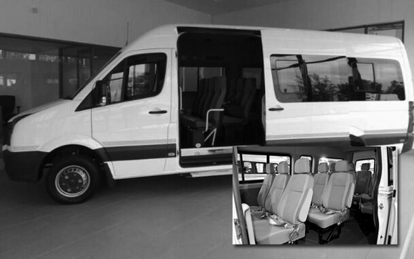 VW CRAFTER 22-SEATER