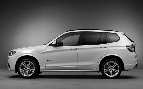 BMW X3 20D LATEST GENERATION