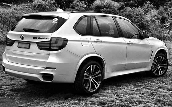BMW X5 25D LATEST GENERATION